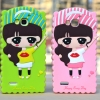 เคส Huawei Honor 3X G750 -Cartoon Silicone Case #2[Pre-Order]