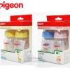 [แพคคู่] [120ml/4oz] Pigeon ขวดนมพร้อมจุกเสมือนนมมารดา RPP