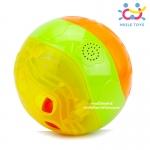 ลูกบอลไฟกระพริบมีเพลง Huile Wisdom Sparkle Ball