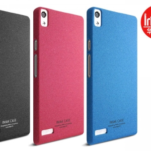 Huawei Ascend P6 - iMak Shield Shell Hard Case [Pre-Order]