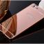 เคสมือถือ OPPO R5 - เคสขอบโลหะ ฝาสไลด์กระจกเงา Case [Pre-Order] thumbnail 9