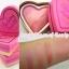Makeup Revolution Blushing Hearts Triple Baked Blusher # โทนชมพูสดใส ไม่หวาน thumbnail 4
