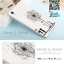 เคสขอบโลหะ Oppo R7s - Cartoon Metal Case [Pre-Order] thumbnail 21